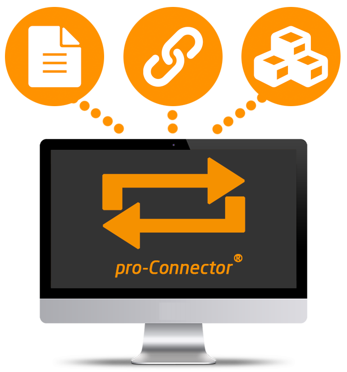 pro-Connector® - seamlessly integrate your Sage50 Accounts data with your pro-Forms® account