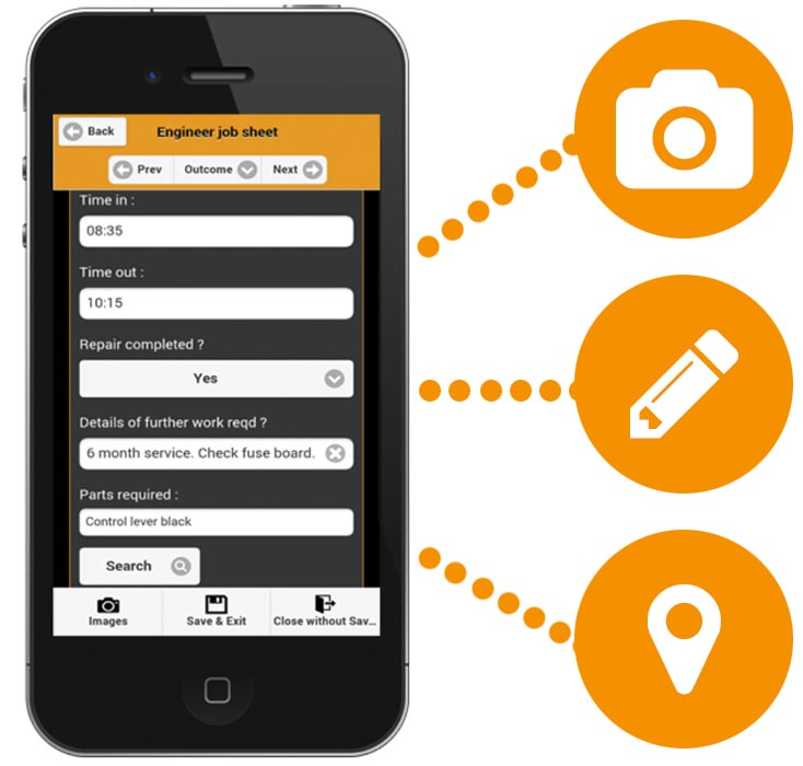 pro-Forms® Mobile - the app to manage your field workers