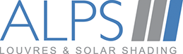 Alps Louvers Logo