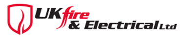 UK Fire & Electrical Logo