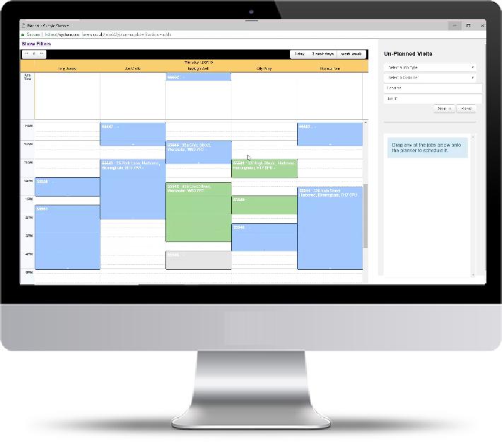 Smart Job Management software - field service made simple